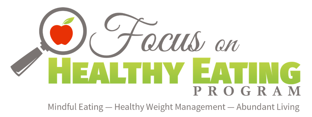 focus on healthy eating