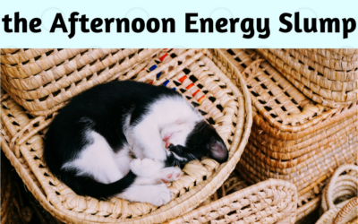 3 Tips to Beat the Afternoon Energy Slump