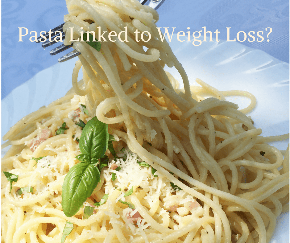 Pasta Linked to Weight Loss?